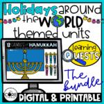 Digital Holidays Around The World Bundle