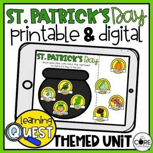 St. Patrick's Day LQ Cover