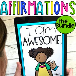 Affirmation Activities Bundle