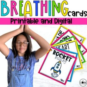 Mindful Breathing Cards