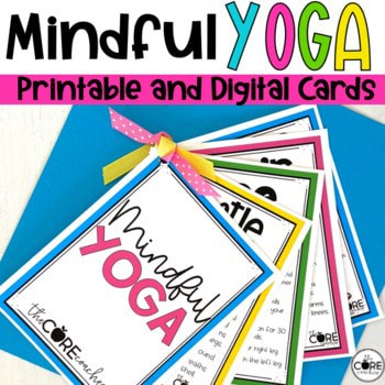 Mindful Yoga Cards