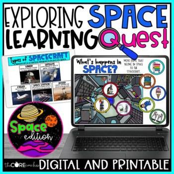 Space Exploration Unit Lesson Plan