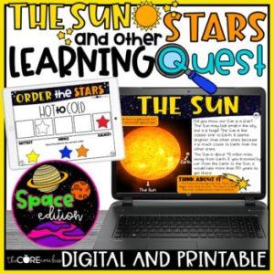 Sun Patterns 1st-2nd Grade Lesson Plan