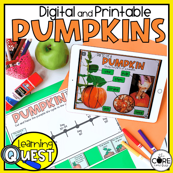 Pumpkin Learning Quest