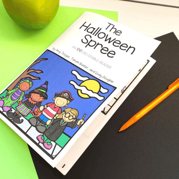 Halloween Reader
