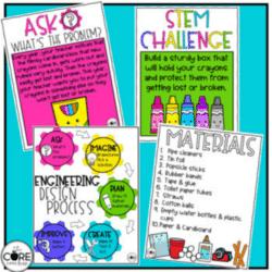 Back to School STEM Challenge Activities