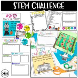 Creepy Carrots Read Aloud & STEM Challenge