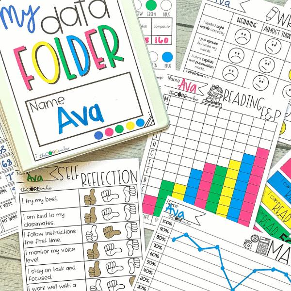 Digital Data Folders For Students